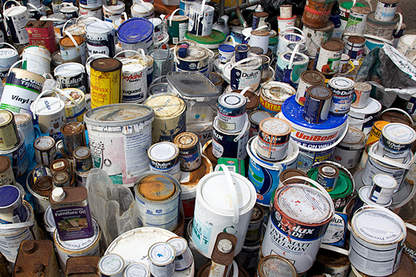 latex of paint disposal Epa